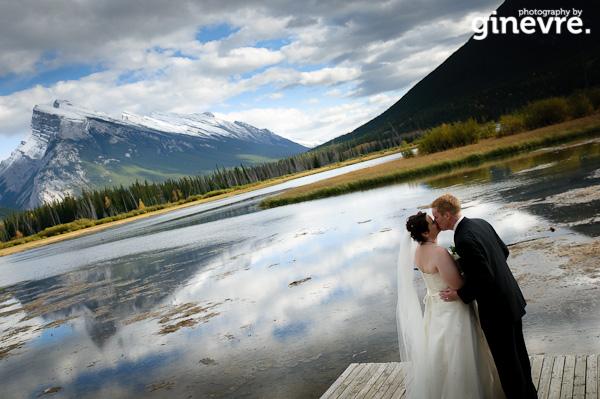 Wedding in Banff