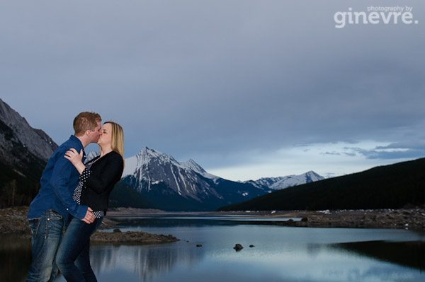 jasper engagement session