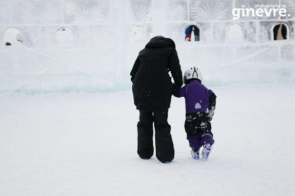 Lake Louise Ice Magic