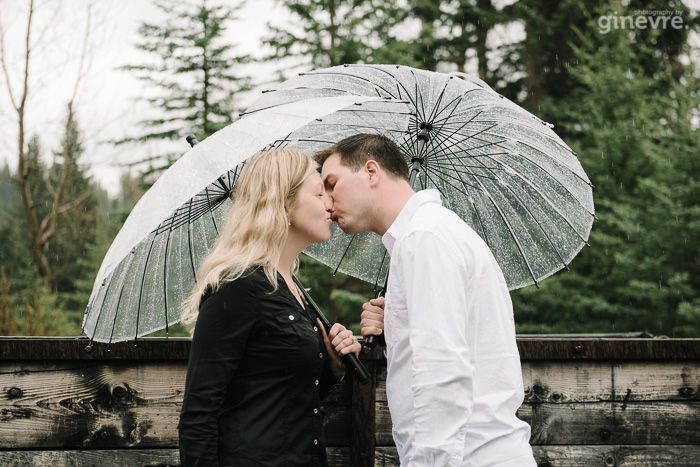 banff engagement photography