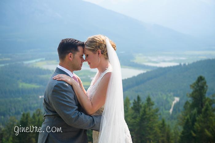Banff wedding