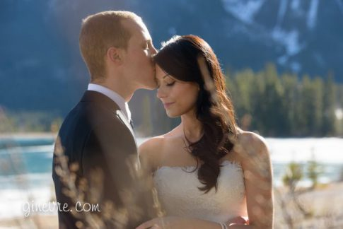canmore stewart creek wedding