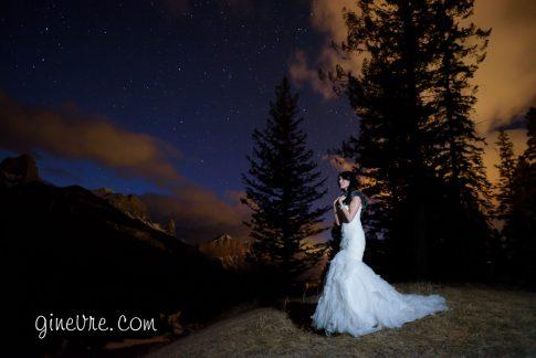 canmore stewart creek wedding
