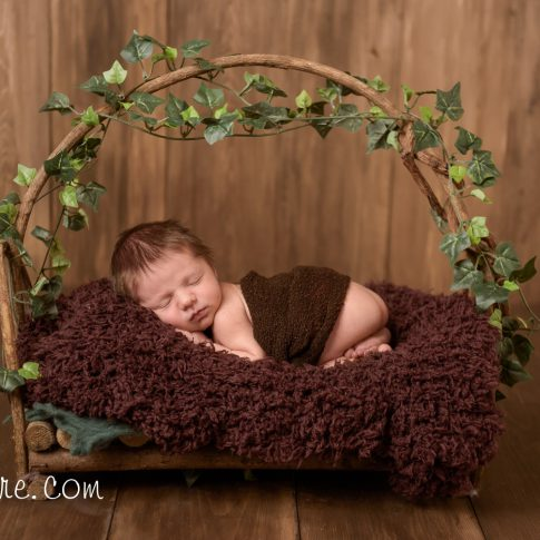 cochrane newborn baby photographer