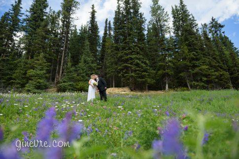 lake louise wedding
