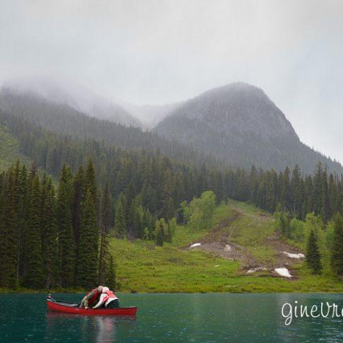 Emerald Lake proposal engagement