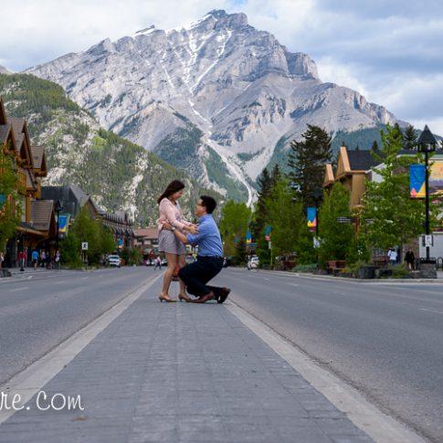 Proposal on Banff Ave