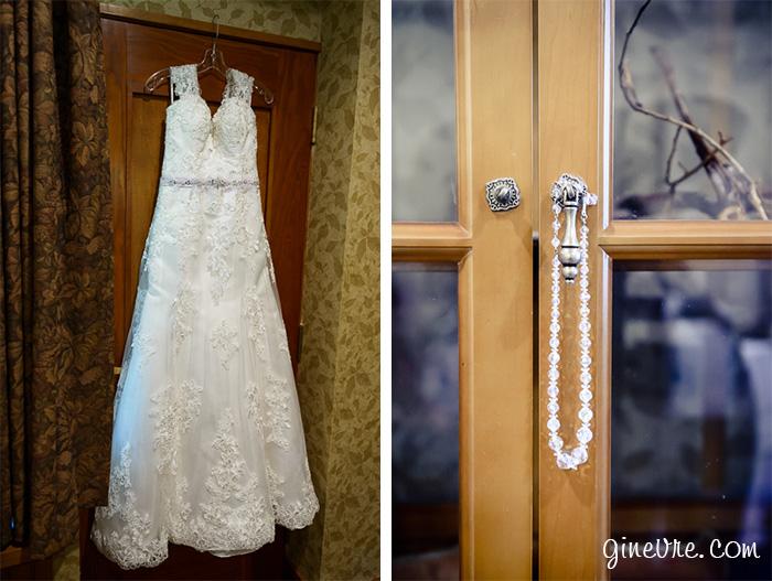 Jasper Park Lodge wedding