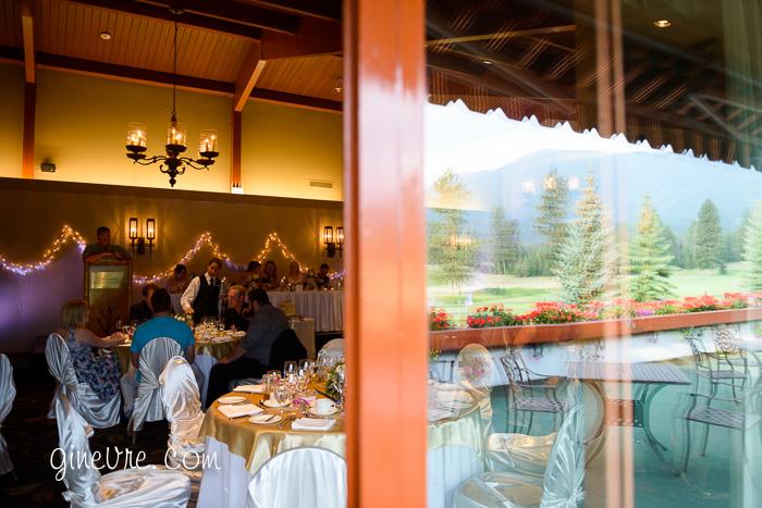 Fairmont Jasper Park Lodge Reception