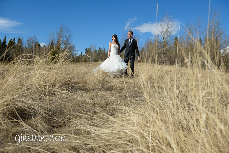 canmore wedding photography