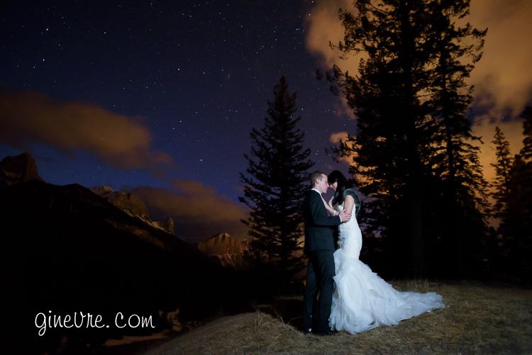 canmore wedding photography stewart creek