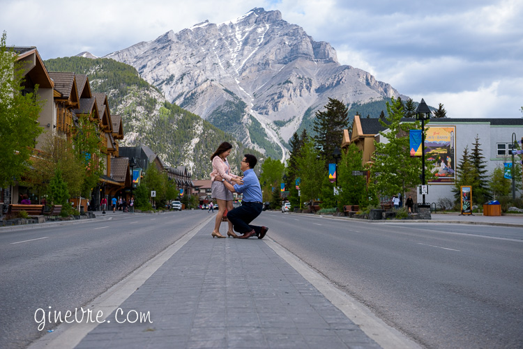 Proposal on Banff Ave